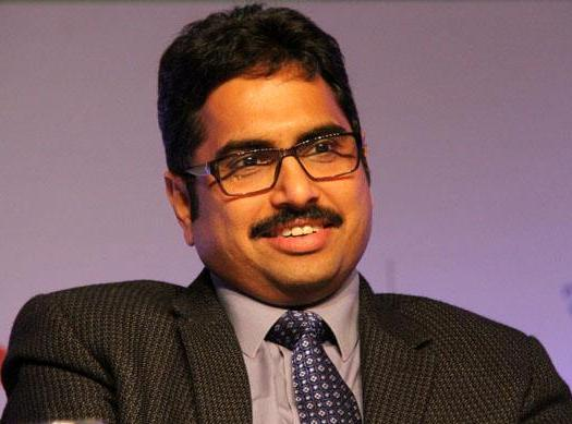 Sanjay Jaju, Secretary-Information Technology and Communications Department. Government of Andhra Pradesh