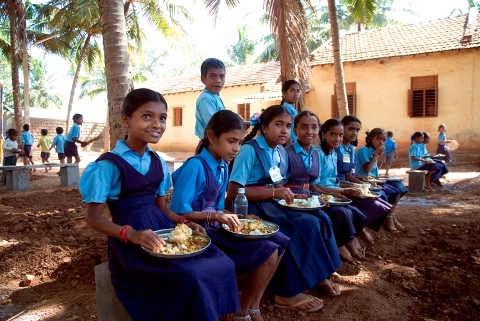 The System has checked fudging of data and has thus enhanced efficiency and efficacy of implementation of the Mid day Meal Scheme (MDMS) in Uttar Pradesh