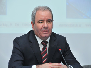 Dr. Ali Abbasov, Minister of Communications and Information Technologies, Republic of Azerbaijan