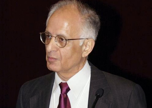 Planning Commission member Arun Maira