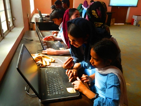 Online tutoring over the Internet for a world of children needing affordable tutoring; promoting indigenous solutions to a global market